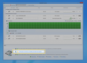 File System Status